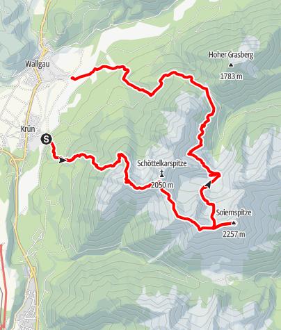 Map / soiernrunde