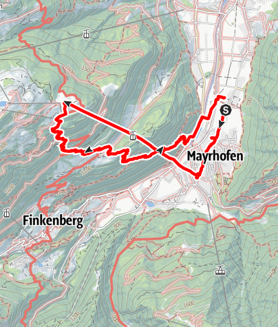 Karte / Penkenberg