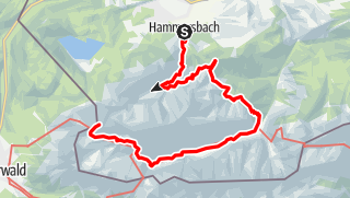 Karte / 3-Tagestour Zugspitze