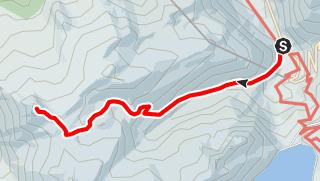 Karte / Brudelhorn