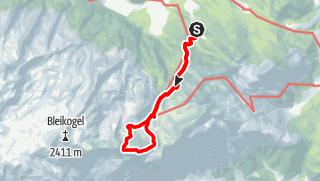 Karte / Fritzerkogel