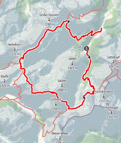 Karte / 18.07.13 Hinterstein