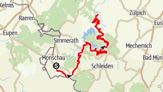 Karte / Wildnistrail