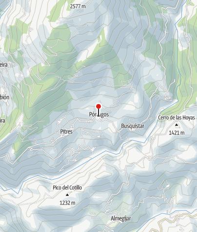 Karte / Pórtugos