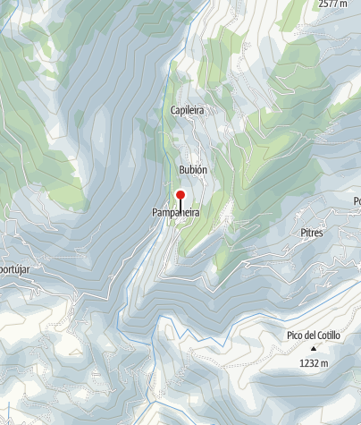 Karte / Pampaneira