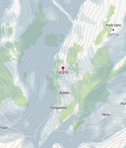 Karte / Hostal Moraima