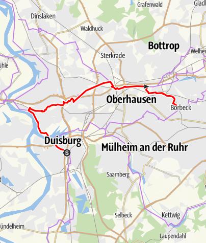 Karte / DU-OB-E