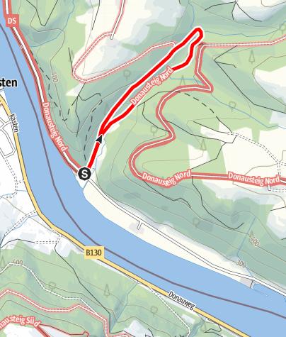 Karte / Kohlbachtal-Rundwanderung