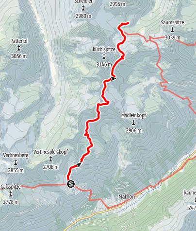 Karte / Der Ludwig-Dürr-Weg