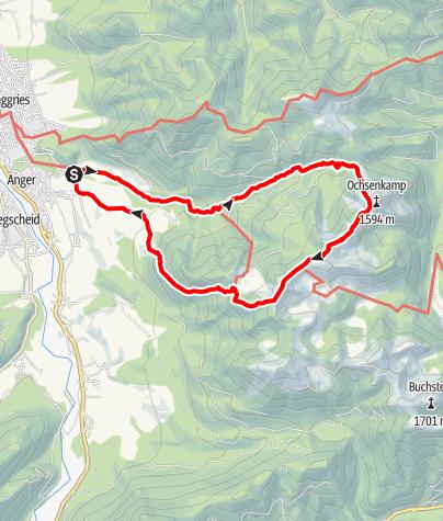 Map / Ochsenkamp