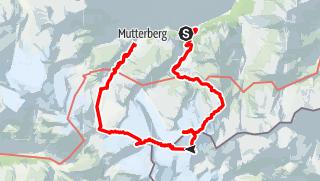 Karte / Zuckerhütl über Wilder Freiger