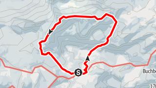 Karte / Übungstour JGL Ausbildung Steiermark