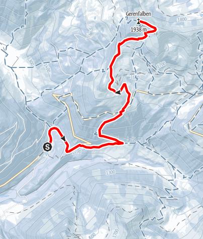 Karte / Gerenfalben