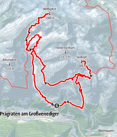 Karte / Venediger-2
