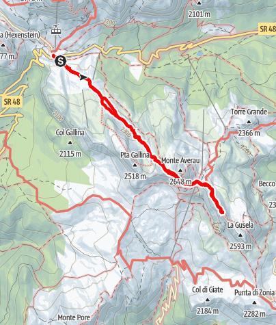 Karte / NUVOLAU