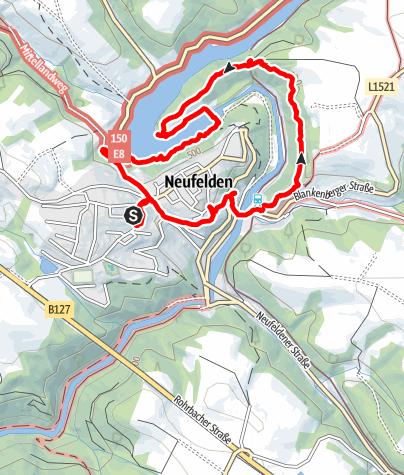 Karte / Neufelden: Märchenweg