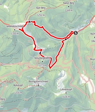 Map / Bretano Herbsttreffen Schliersee 2016