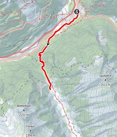 Karte / Maxhütte