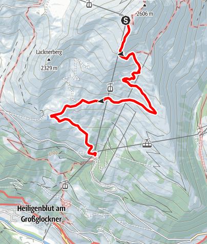 Karte / Schareck