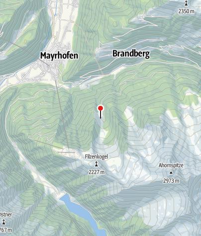 Karte / Alpenrose Fellenberg