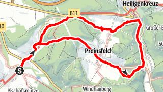 Mappa / Mayerling - Heiligenkreuz