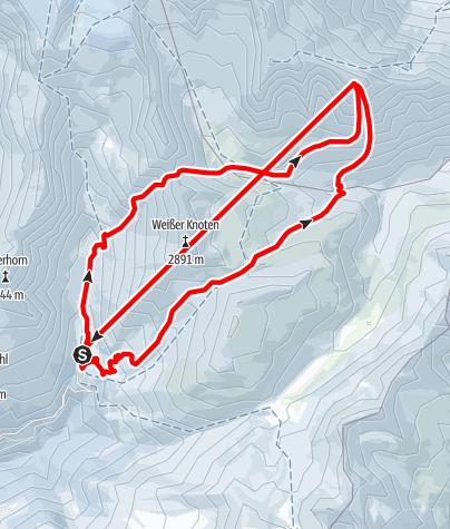 Map / Schwertkopfrunde