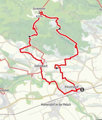 Map / Dunkelstein