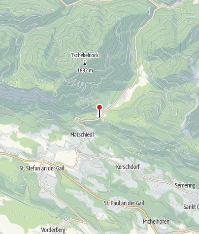 Karte / Alpengasthof zum Enzian