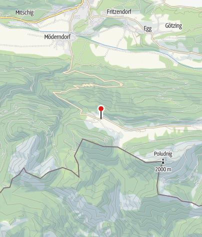 Karte / Gasthaus zum Rudi Egger Alm