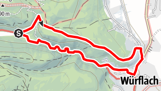 Karte / Zur Schubertlinde Runde