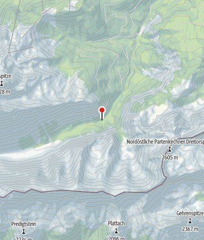 Karte / Bockhütte