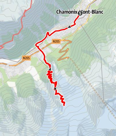 Map / La Jonction