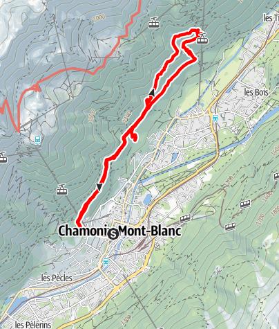 Map / Chalet Floria