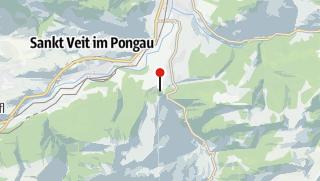 Karte / Klammfürst - Liechtensteinklamm