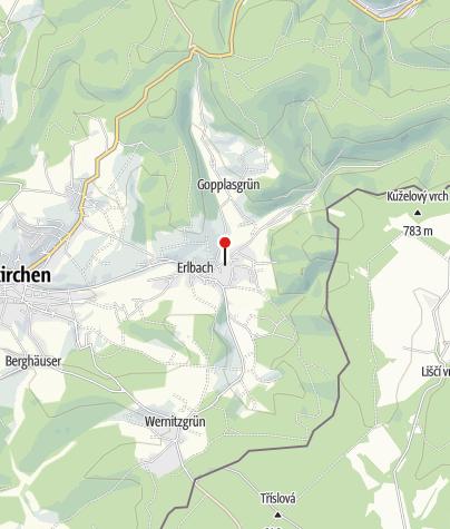 Karte / Erlbacher Brauhaus