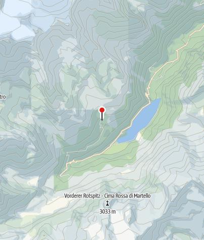 Karte / Lyfi-Alm (2165 m)