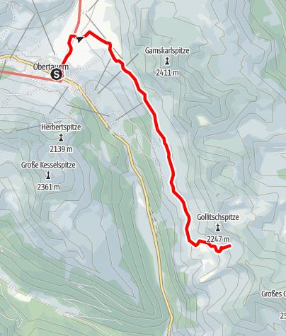 Karte / Twenger Almsee