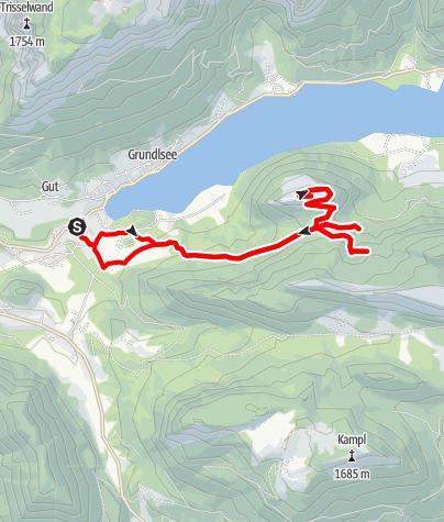 Map / 5. Oktober 2018 Herbstwanderung auf den Ressen