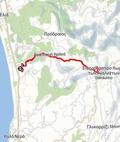 Karte / Sidirokastro