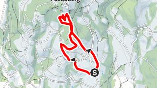 Karte / Hotel Retter -Pöllauberg