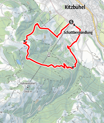 Karte / Seidlamrunde