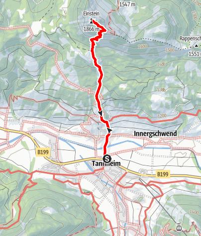 Mappa / Einstein Tannheim