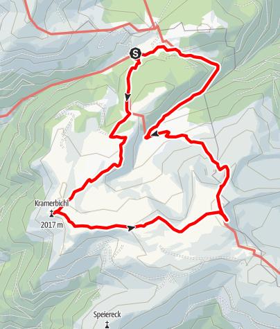 Karte / Lausnitzseerunde