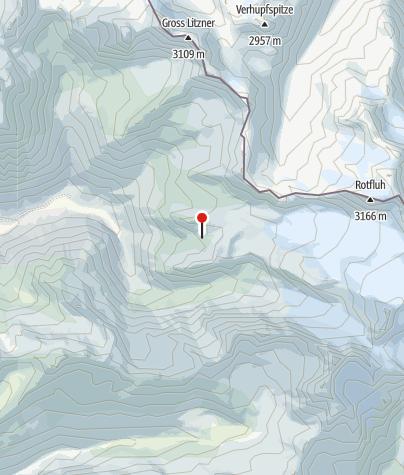 Karte / Silvrettahütte (SAC)
