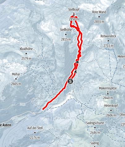 Karte / Stellkopf am 02.01.2020 11:05:47