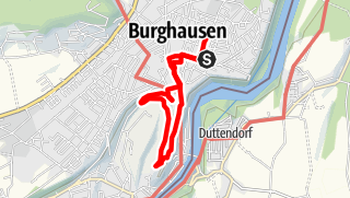 Karte / Sonntagsspaziergang