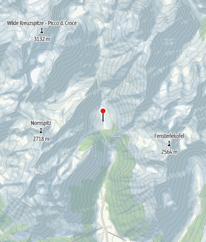 Karte / Fane Alm
