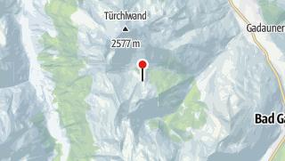 Karte / Präerhütte