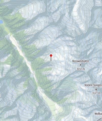 Karte / Weißkarjöchl