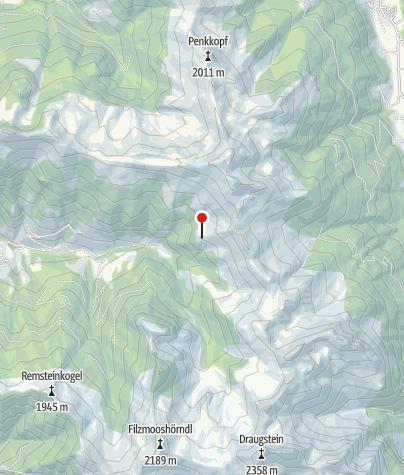 Karte / Weißalm